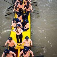 ฝีพายเร่งฝึกซ้อมงานเรือพระราชพิธี