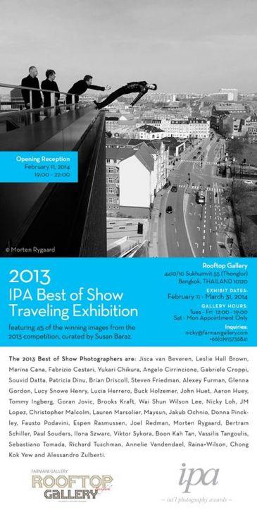 IPA Best of Show 2013