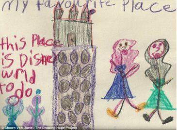 เปลี่ยนความฝันให้เป็นความจริง โปรเจคภาพวาดของผู้ป่วยเด็กสู่ภาพถ่าย