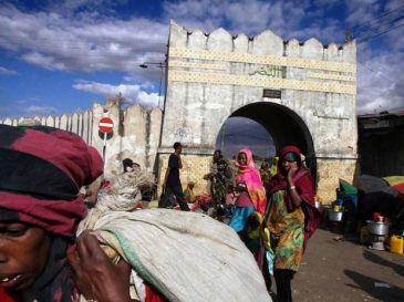 Harar of Ethiopia and good old time in memory