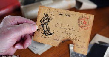 ภัณฑารักษ์แห่งกองขยะ ผู้รวบรวมภาพประวัติศาสตร์สงครามโลกครั้งที่ 1 จำนวนกว่า 5,000 ภาพ ที่ถูกทิ้ง