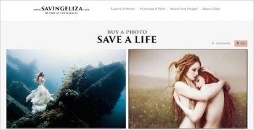 กลุ่มช่างภาพ ผสานพลังครั้งใหญ่ ขายผลงานภาพถ่ายช่วยเหลือเด็กป่วยในโครงการ SmugMug's Saving Eliza
