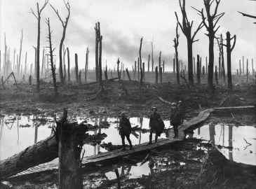 ภาพประวัติศาสตร์ 100 ปี สงครามโลกครั้งที่ 1 นำเสนอผ่านชุดภาพ 10 ตอน
