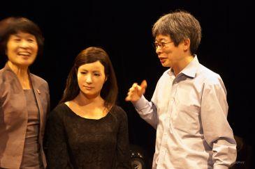 The Family of Hiroshi Ishiguro's Geminoids
