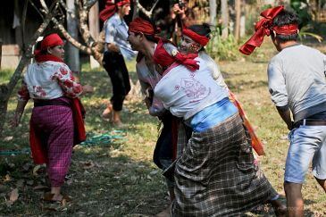 """Spirit Dance"" the soul of Lanna People"